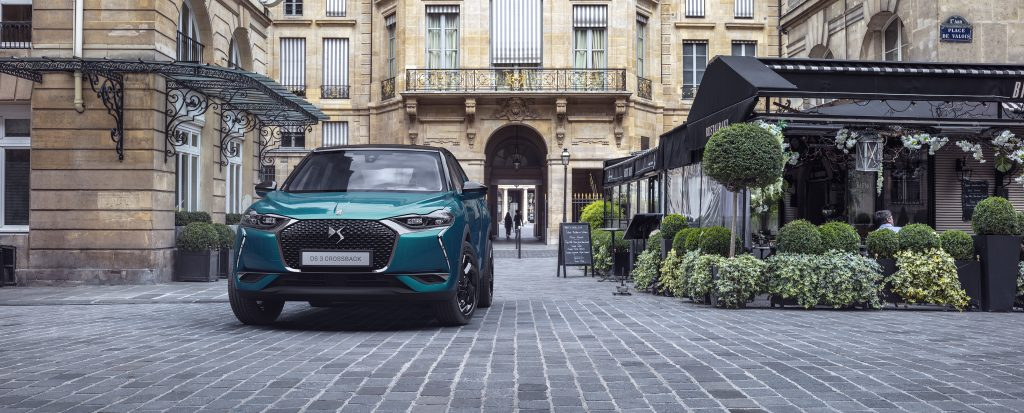 DS3 Crossback, citroen DS3 Crossback