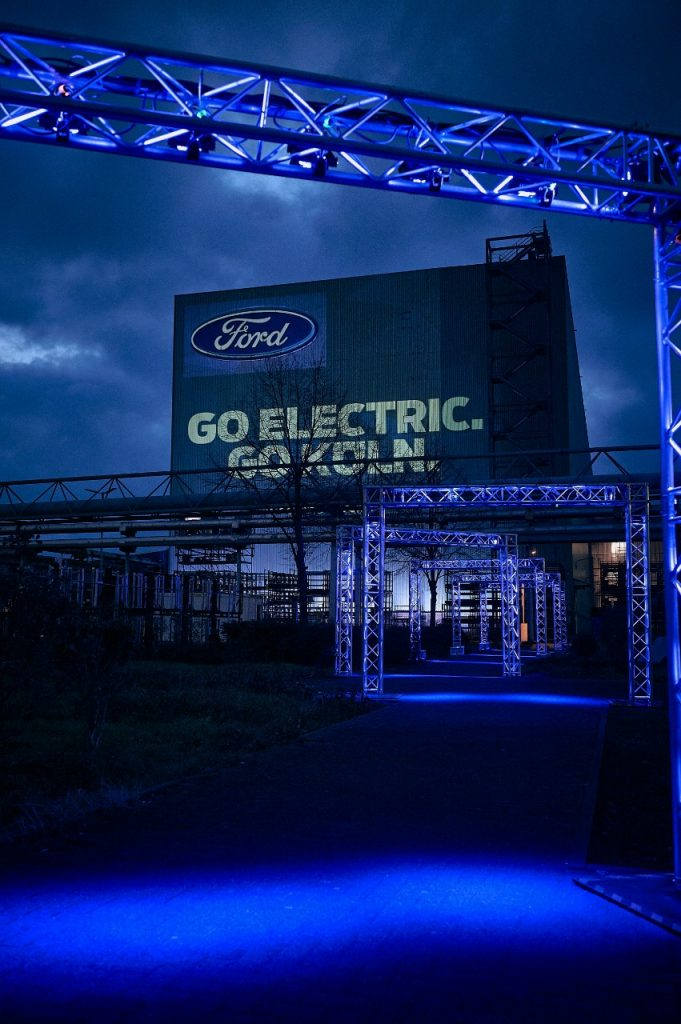 ford electrification center cologne go electric
