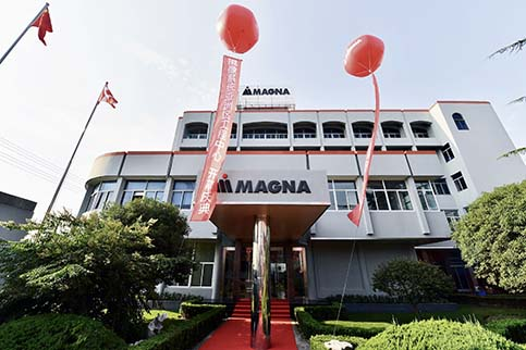 magna international